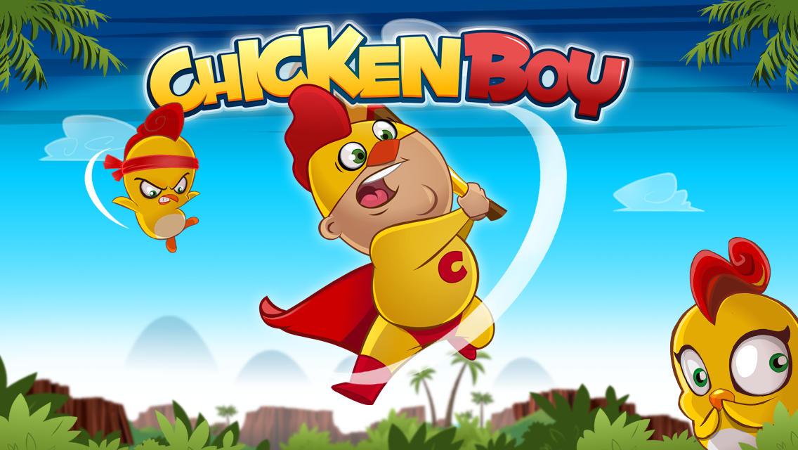 chiken boy