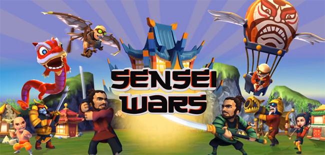 Sensei-Wars