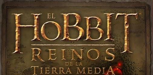 hobbit reinos tierra media