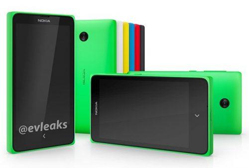 Nokia X o Normandy: así es el primer Nokia con Android