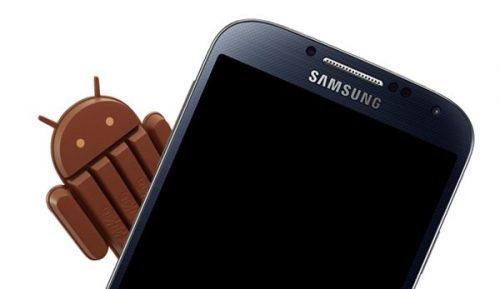 Actualización Beta a Android 4.4.2 para el Samsung Galaxy S4