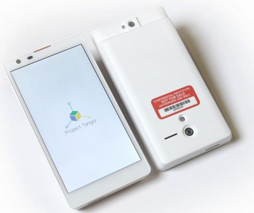 Project Tango, Google apuesta fuerte por el 3D en Android