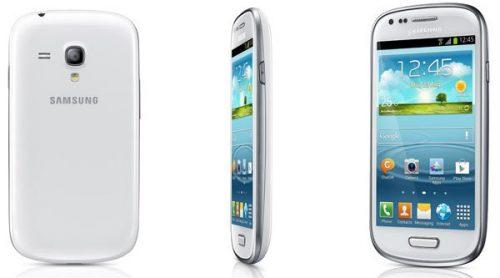 Galaxy S3 Mini, gama media de Samsung a buen precio