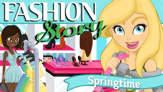 fashion story springtime