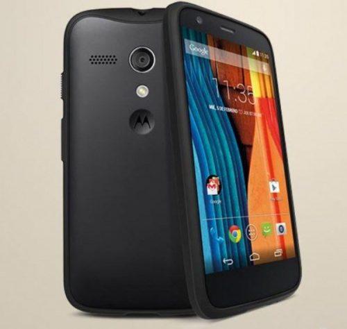 Así es el Motorola Moto G Forte