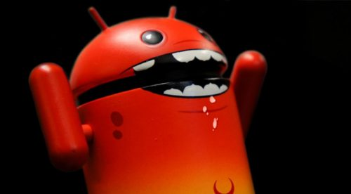 ¿Por qué casi todo el software malicioso se produce para Android?