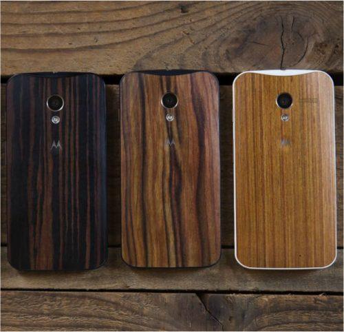 Descubre los nuevos bellos acabados del Motorola Moto X+1
