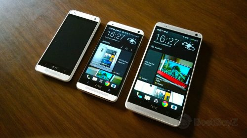 Échale un ojo a la imagen de prensa oficial del HTC One Mini 2