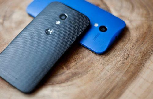 El Motorola Moto E ya posa con sus características completas
