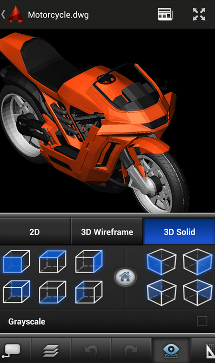 AutoCad 360 para Android