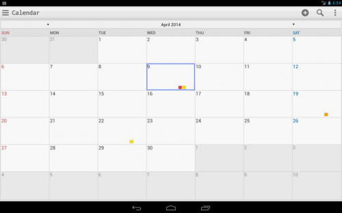 ColorNote Bloc de notas, tu Post-it en Android