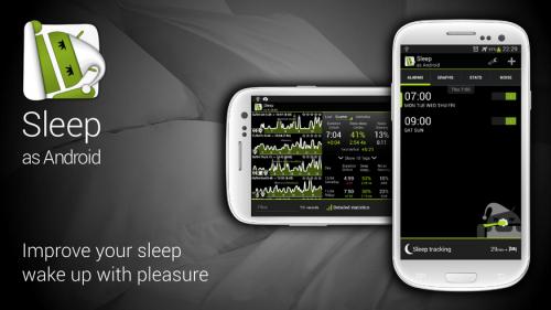 Controla tu sueño con Sleep as Android