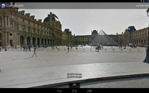El mundo sin movernos del sofá con Google Earth para Android