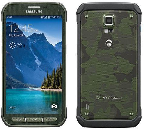 El nuevo Samsung Galaxy S5 Active