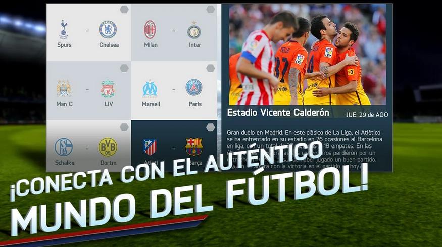 Fútbol en tu Android con Fifa 14 de EA Sports