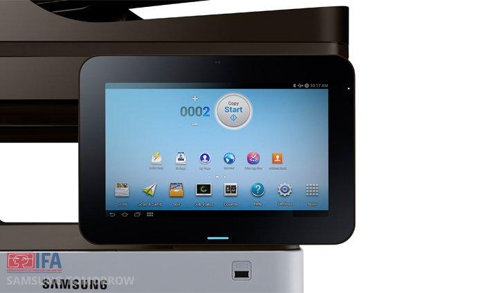 Samsung presenta sus impresoras con Android