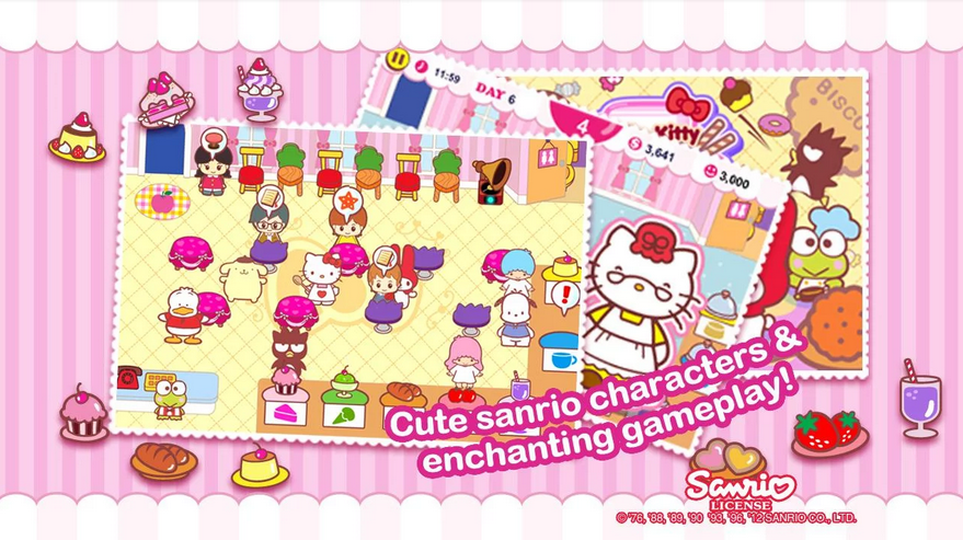 Visita el Café de Hello Kitty