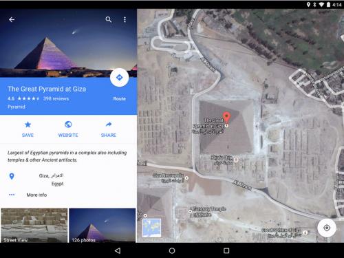 Guíate sin problemas gracias a Google Maps para Android
