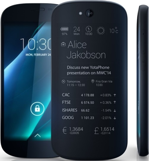 YotaPhone 2 b