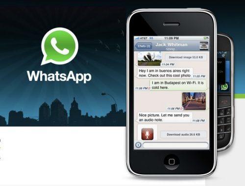 WhatsApp se cae de nuevo de forma temporal