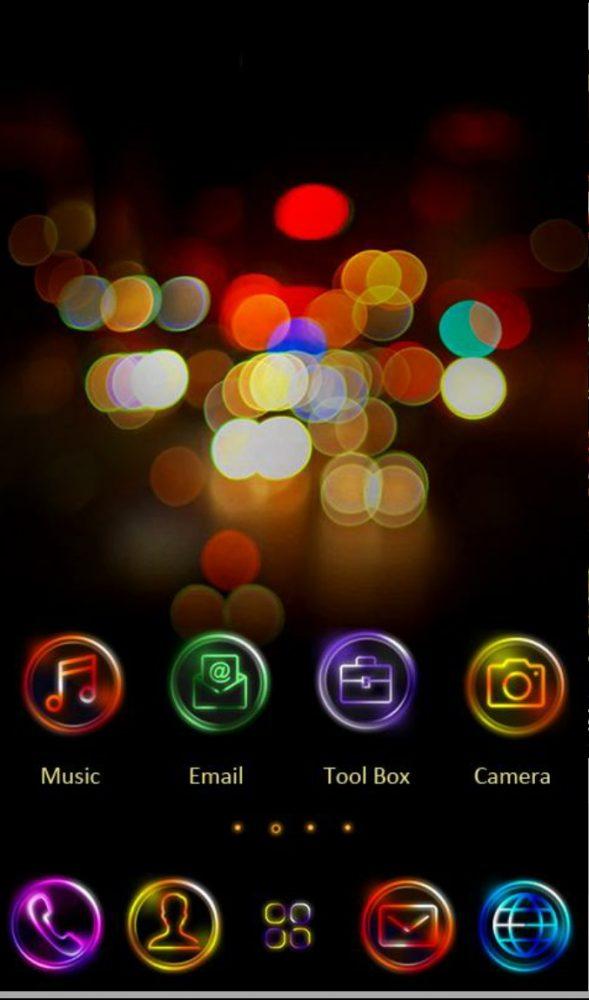 10 Temas Android para Go Launcher EX