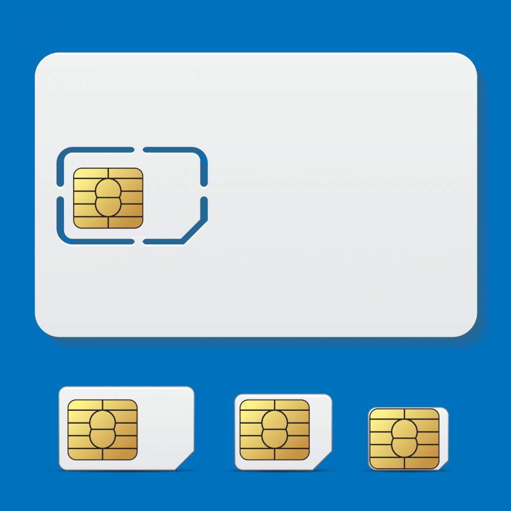 Cómo recortar una tarjeta SIM a MicroSIM y NanoSim