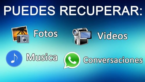 Cómo recuperar fotos y vídeos eliminados en Android