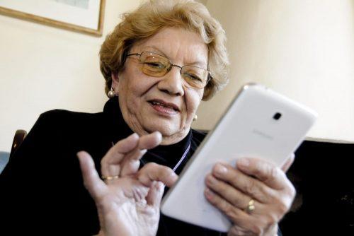Móviles Android para personas mayores
