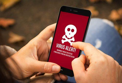 Mi teléfono Android está infectado por un virus