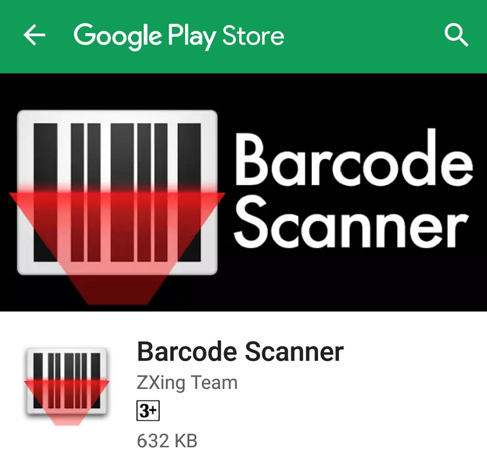 Cómo escanear códigos QR en Android
