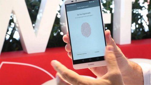 Cómo configurar el bloqueo por huella dactilar en tu Android