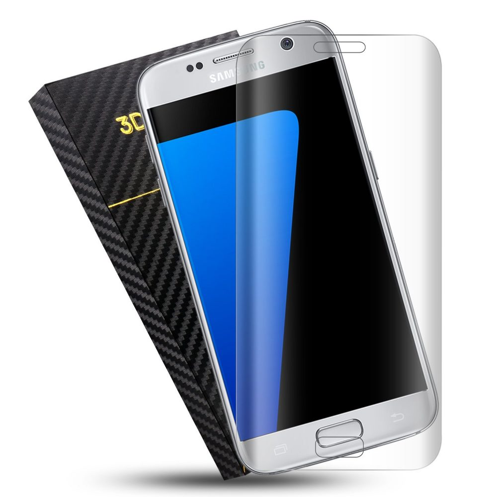 Mejores protectores de pantalla de cristal templado para Samsung