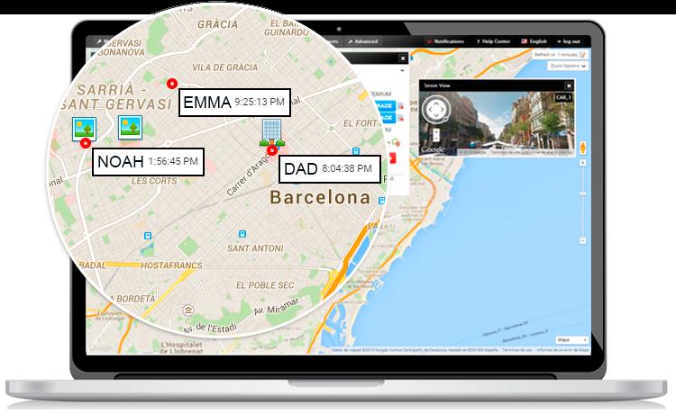 Way Localizador GPS para Android, seguimiento oculto de tu Smartphone
