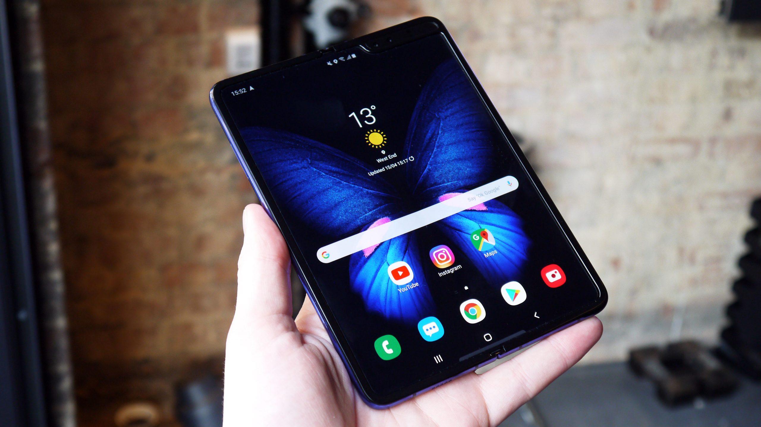 Samsung Fold 3