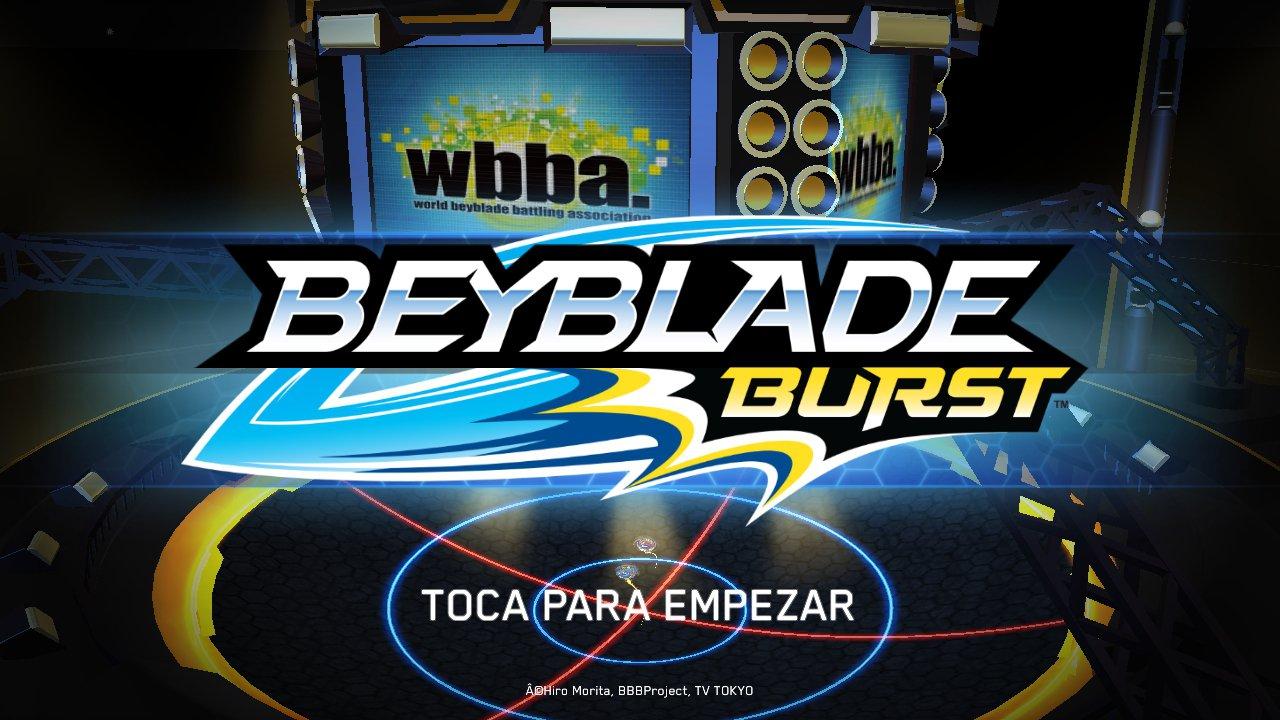 Beyblade Burst app 1