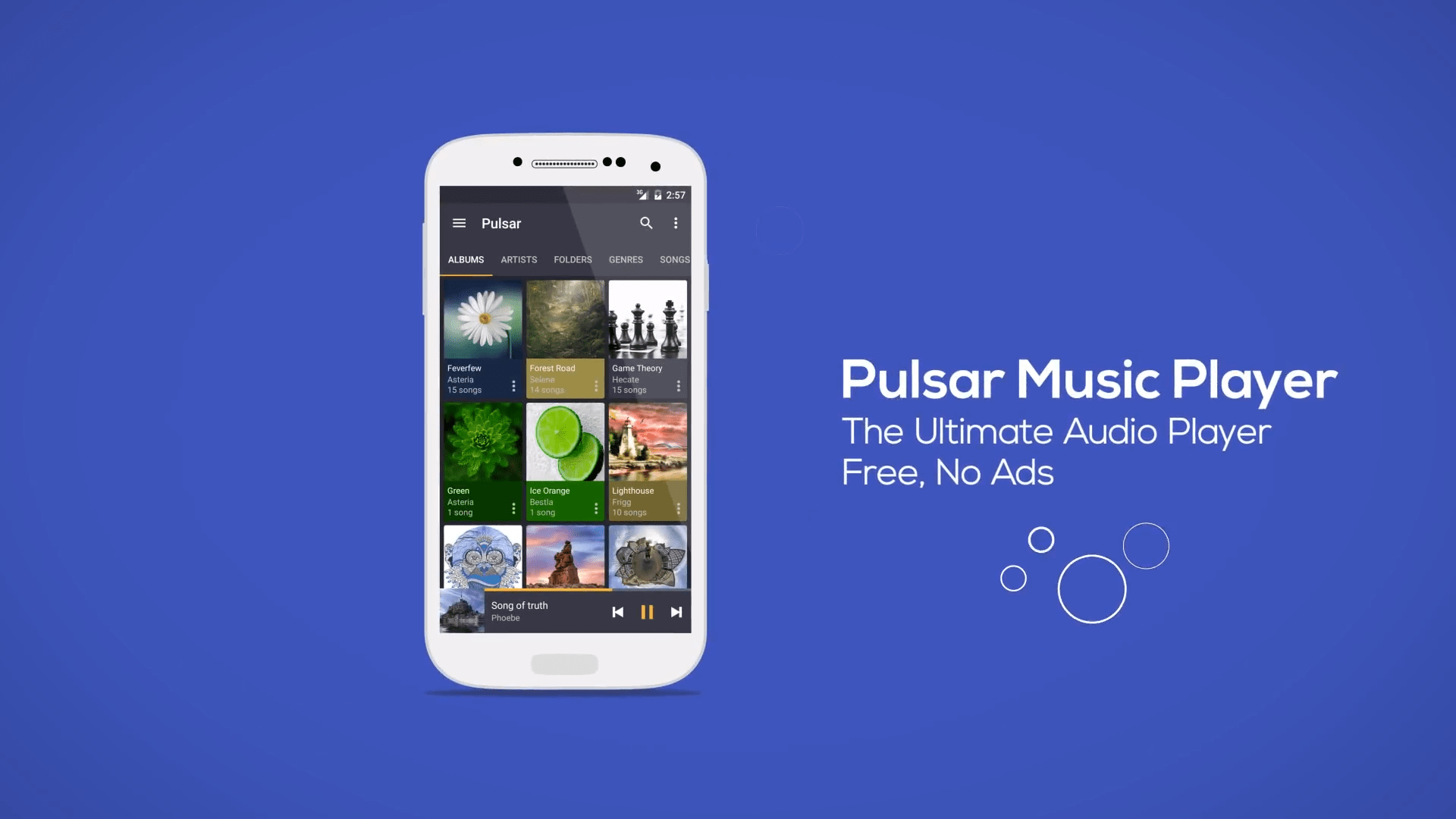 Pulsar Music Player 2