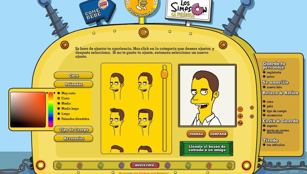 Simpsonizate