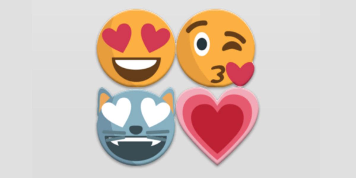 como cambiar emojis iphone en android