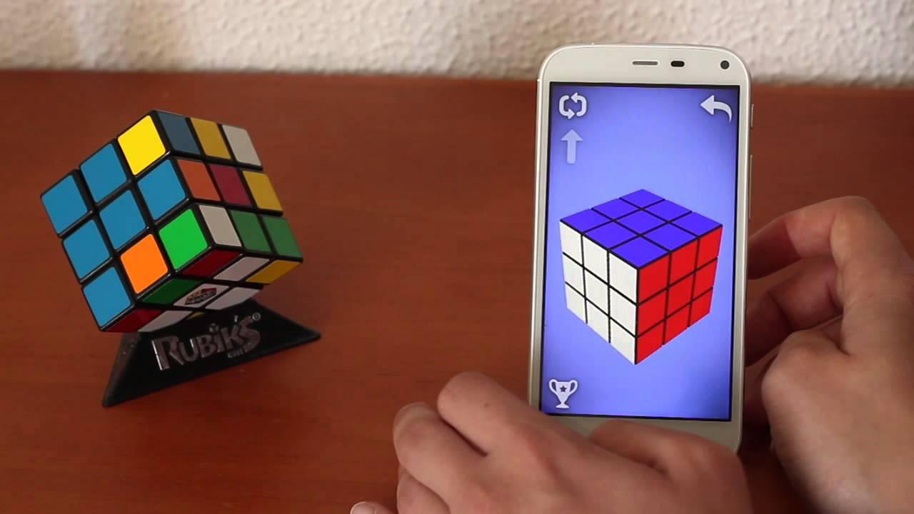 Cubo Rubik para Android