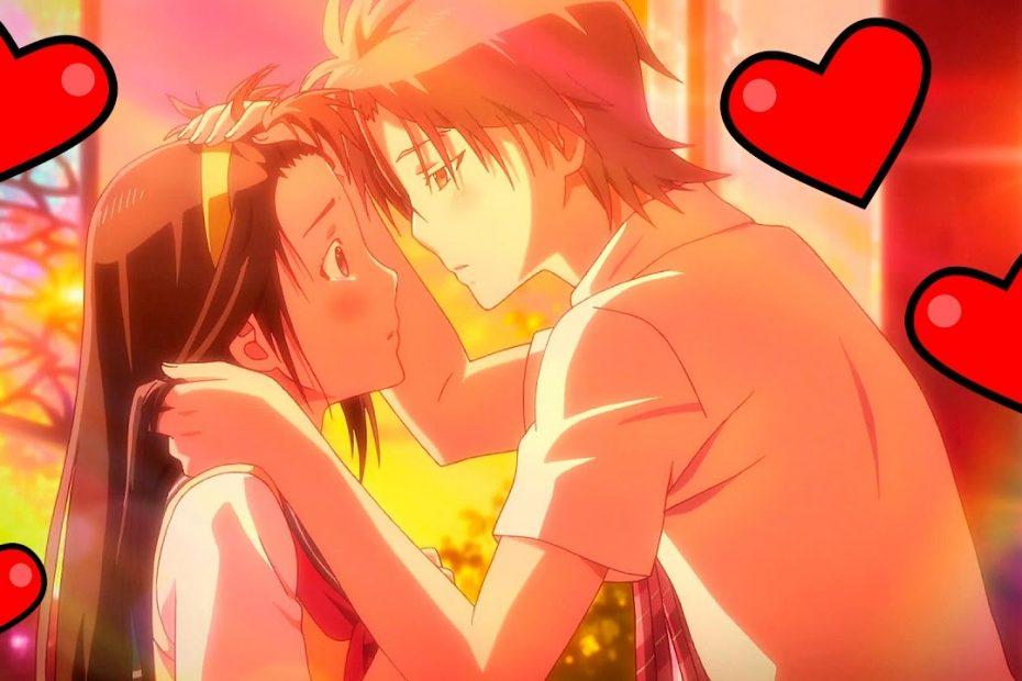 animes de amor romanticos 1