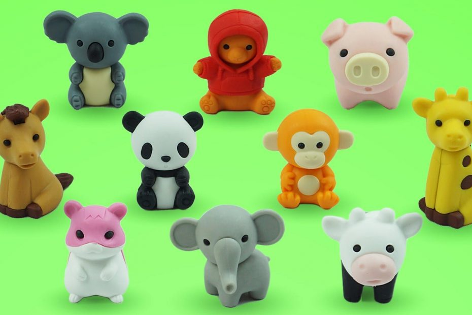 Plasticine Toys