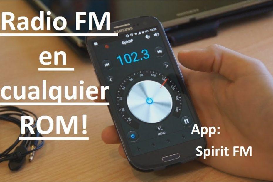 Spirit FM radio SIN INTERNET