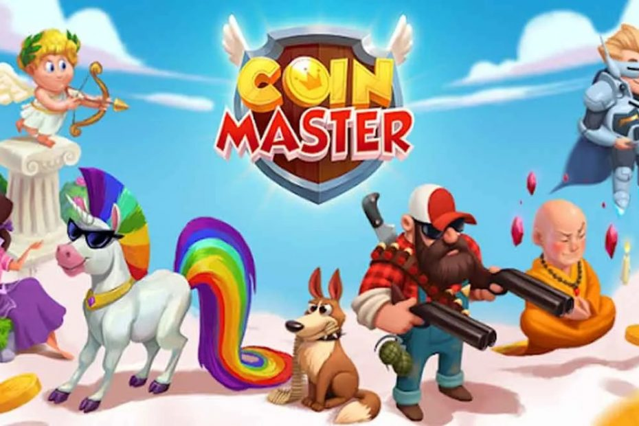 Coins master