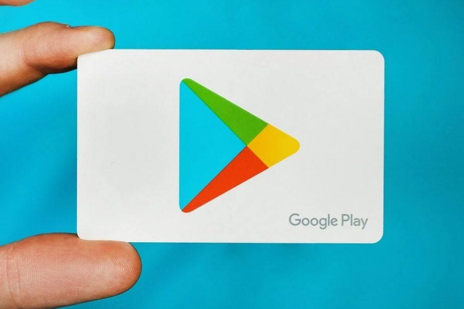 Google Play Store edited