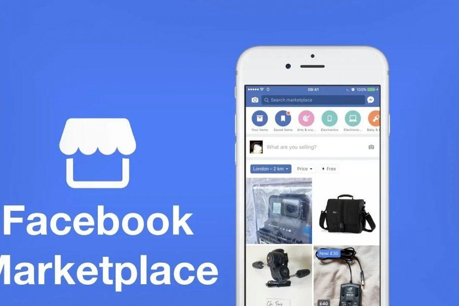 Marketplace en Facebook