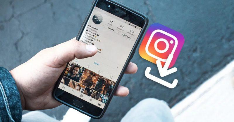 fotos a tamano completo en Instagram