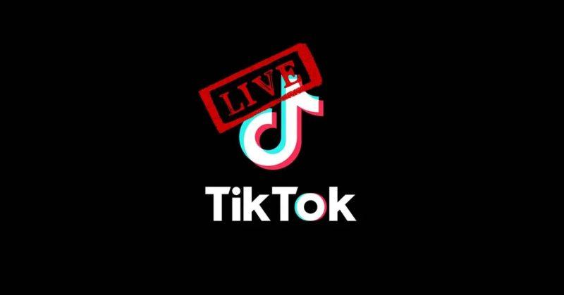 live tiktok