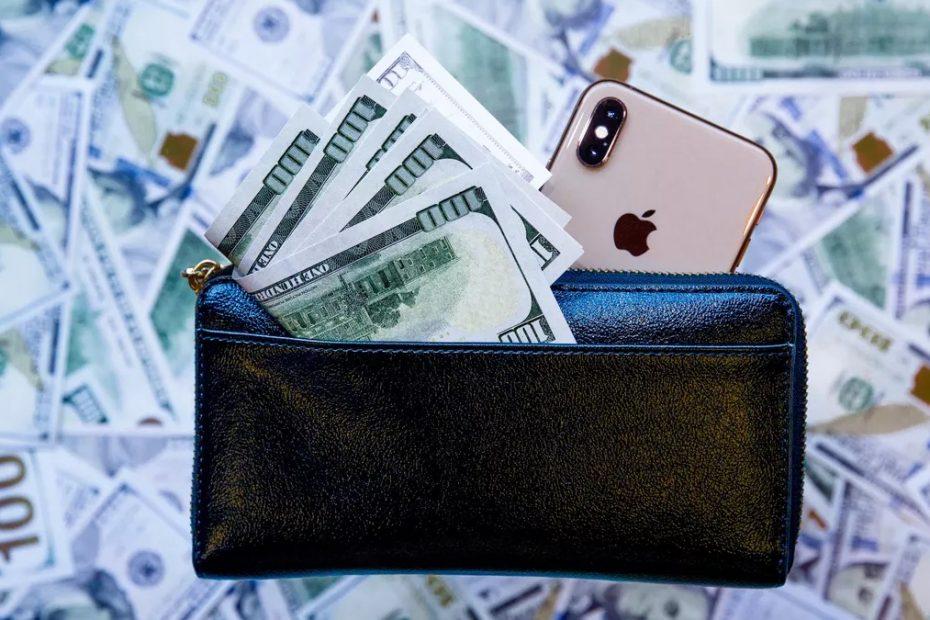 vender un iPhone danado