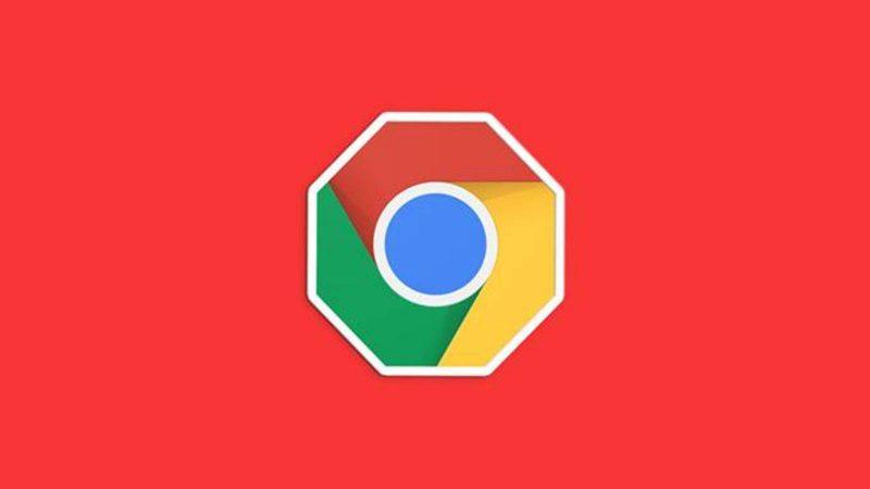 bloqueador de anuncios de Google Chrome