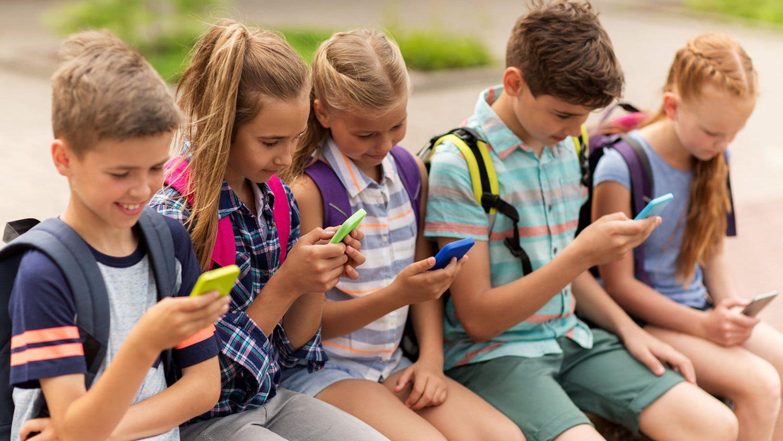 mejores celulares para ninos y ninas